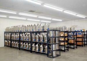 Storage & Assembly