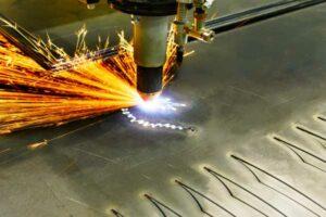 CNC, Metal Cutting